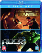 Wanted / The Incredible Hulk