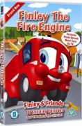 Finley Fire Engine