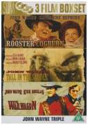 Rooster Cogburn/Tall In The Saddle/The War Wagon