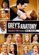 Greys Anatomy - Seizoen 5