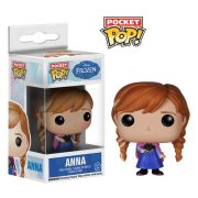Figura Pocket Pop! Vinyl Disney Frozen - Anna