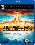 Doomsday Verzameling (Day Earth Stood Still (2008) / Day After Tomorrow / Independence Day)