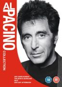 Al Pacino Box Set (Any Given Sunday / Devils Advocate / Heat / Dog Day Afternoon)