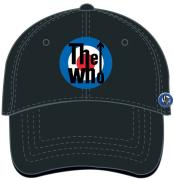 The Who Target And Leap Black Baseball Cap Gifts  96a4a5326e09