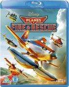 Aviones: Equipo de Rescate