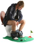 The Potty Putter