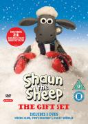 Shaun Sheep - Series 1-3 Box Set