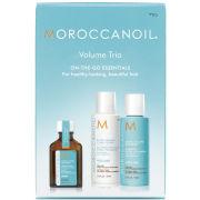 Moroccanoil Extra Volume Travel Trio