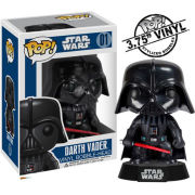 Figura Pop! Vinyl Bobble Head Darth Vader - Star Wars