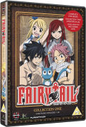 Fairy Tail: Verzameling One (Episodes 1-24)