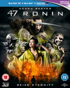 47 Ronin 3D (Includes UltraViolet Copy and 2D Version)
