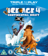Ice Age 4: Continental Drift - Triple Play (Blu-Ray, DVD en Digital Copy)