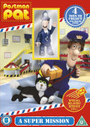 Postman Pat: Special Delivery Service - A Super Mission (Includes PC Selby Figurine)