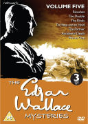 The Edgar Wallace Mysteries - Volume 5