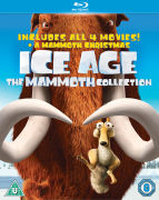Ice Age 1-4 plus Mammoth Christmas: Mammoth Verzameling