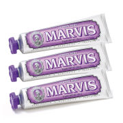 Marvis Jasmine Mint Toothpaste Bundle (3x85ml)