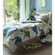 Catherine Lansfield Dino Bedding Set - Multi
