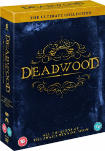 Deadwood Ultimate Collection - Seizoen 1-3