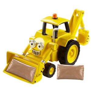 Bob The Builder Vehicle And Accessory Set - Scoop