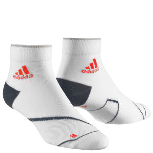 adidas Unisex Socks Adizero Tc Ank 1Pp White/Night Shade/Infrared