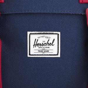 581d1d9d5 Herschel Supply Co. Little America Backpack - Woddland Navy Red ...