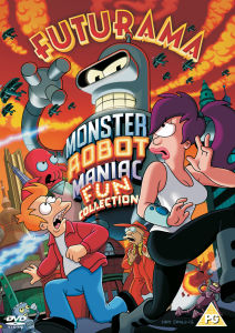 Futurama - Monster Robot Maniac Fun Verzameling