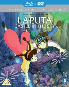 Laputa: Castle In The Sky - Double Play (Bevat DVD en Blu-Ray Copy)