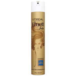 L'Oreal Paris Elnett Satin Hairspray - Extra Strength (400ml)