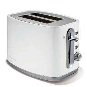 Morphy Richards Elipta S/S Toaster - White