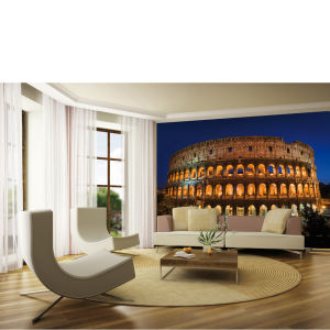 Rome Colosseum Wall Mural
