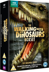 Walking with Dinosaurs Box Set