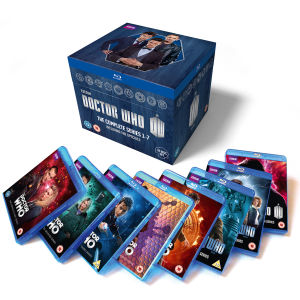 Doctor Who - Series 1-7