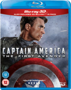 Captain America: The First Avenger 3D (Inklusive 2D Version)