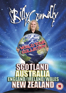 Billy Connolly World Tours Box Set