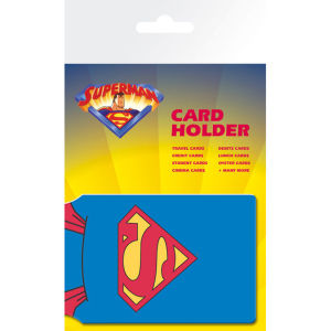 Porte-Cartes Superman Cape