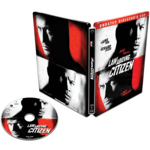 Law Abiding Citizen - Import - Limited Edition Steelbook (Region 1)