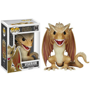 Game of Thrones Viserion Dragon 6 Inch Funko Pop! Figuur