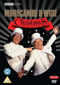 Morecambe and Wise - Christmas Specials - Compleet