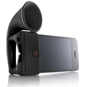 Horn for iPhone 4 - Black