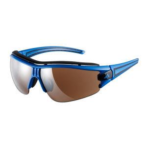 Adidas Evil Eye Halfrim Pro Sunglasses -Neon Blue - L