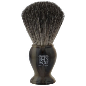 Geo. F. Trumper PB1HP Simulated Horn Super Badger Shaving Brush