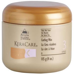 KeraCare Curling Wax (4.05 oz.)