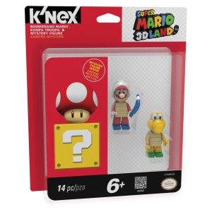 K'NEX Mario Kart: Boomerang Mario, Koopa Troopa + Mario (38868)