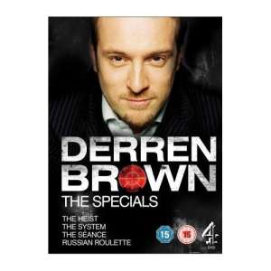 Derren Brown - Specials