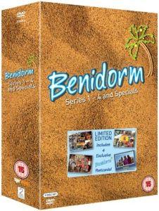 Benidorm - Seizoen 1-4 en Specials