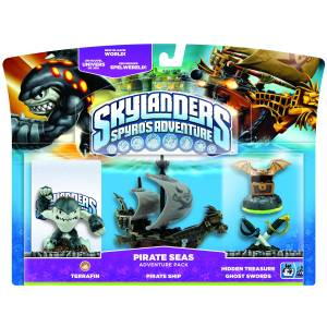 Skylanders: Spyro's Adventure - Pirate Seas Adventure Pack