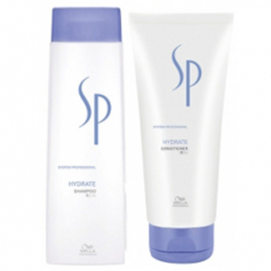 Sp Hydrating Duo de Wella ((2 productos)