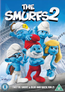 The Smurfs 2 (Bevat UltraViolet Copy)