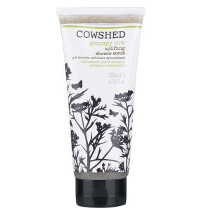 Cowshed Grumpy Cow Uplifting Shower Scrub