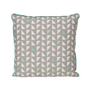 Cushion Triangles - Grey
